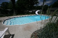 Savannah Deep Fiberglass Pool in Pittsburgh, PA